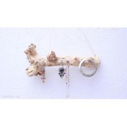 DIY-pakket: sieradenhouder van decoratietak